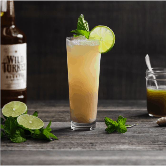 Image of Kentucky Mule cocktail